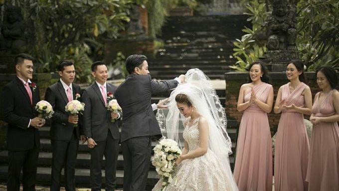 Wedding Of Stanley & Angel by All Occasions Wedding Planner - 016