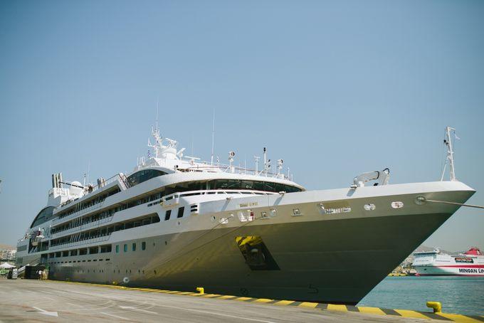 The Cruise Wedding by Modish - 001