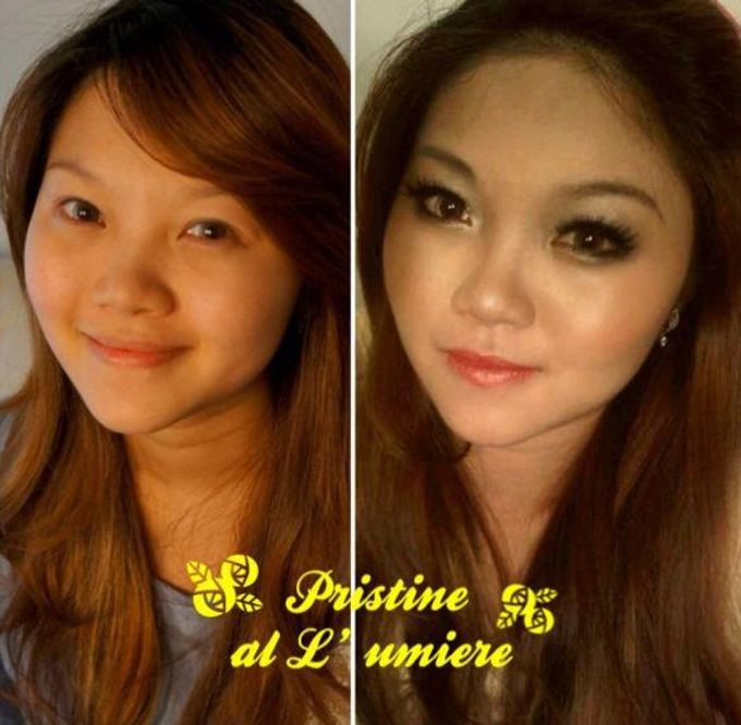Before and After by Pristine al L'umiere Melbourne - 004