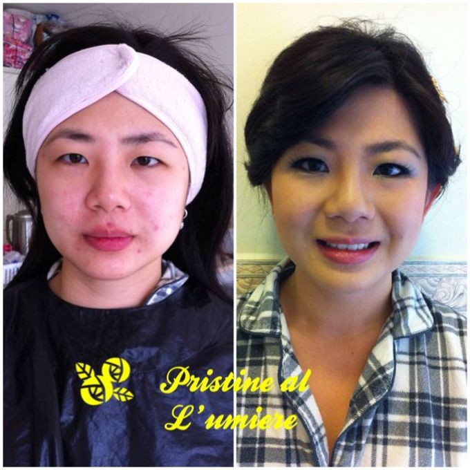 Before and After by Pristine al L'umiere Melbourne - 006