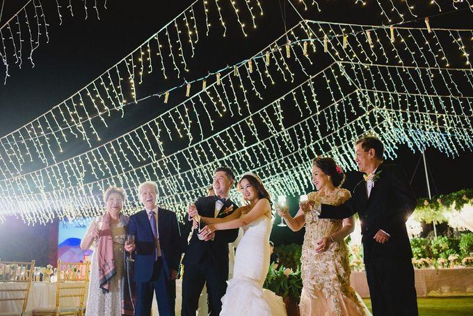 Wedding of Vina & Simon by Hilton Bali Resort - 020