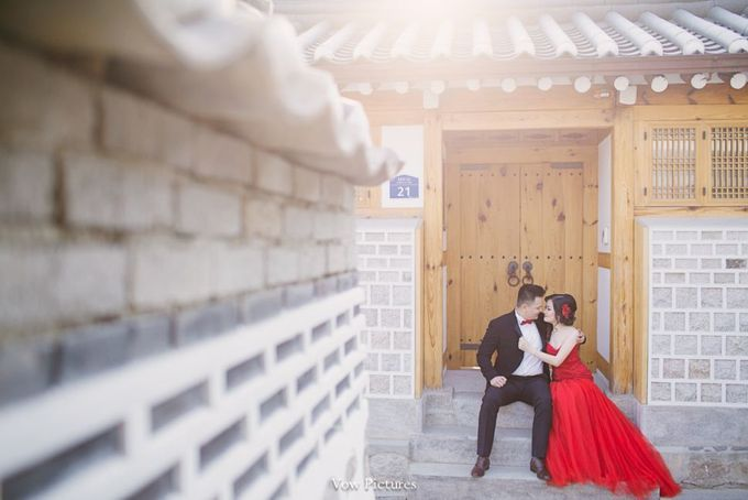 Fated to Love - Eldo and Adel Pre-Wedding by Antony by Vow Pictures - 006