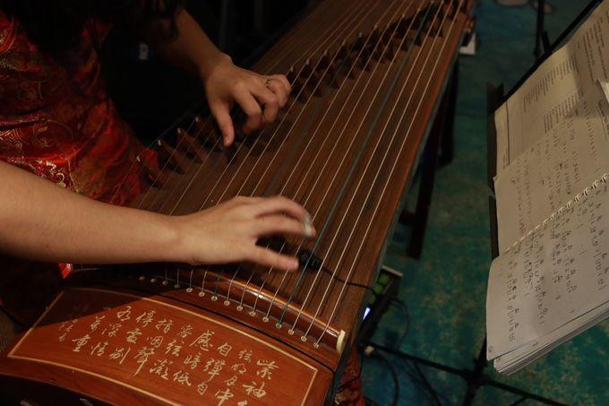 Chinese Instrumental Sangjit Taste Paradise Hyatt Jakarta - Double V by Double V Entertainment - 003