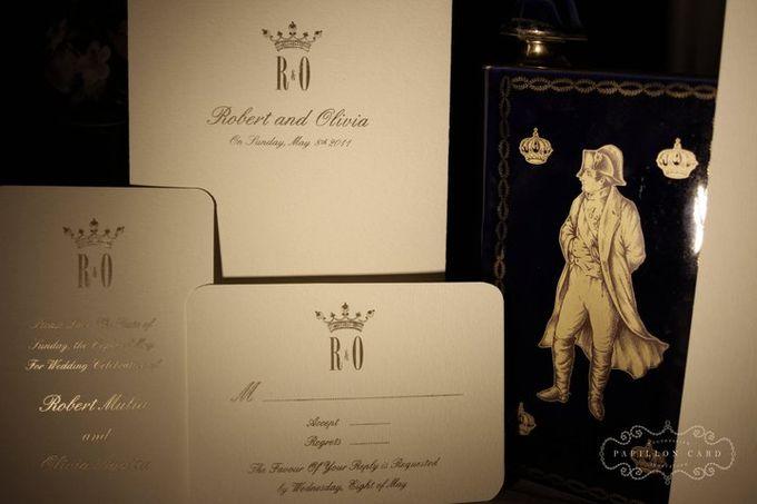 Robert & Olivia by Papillon Card - 004
