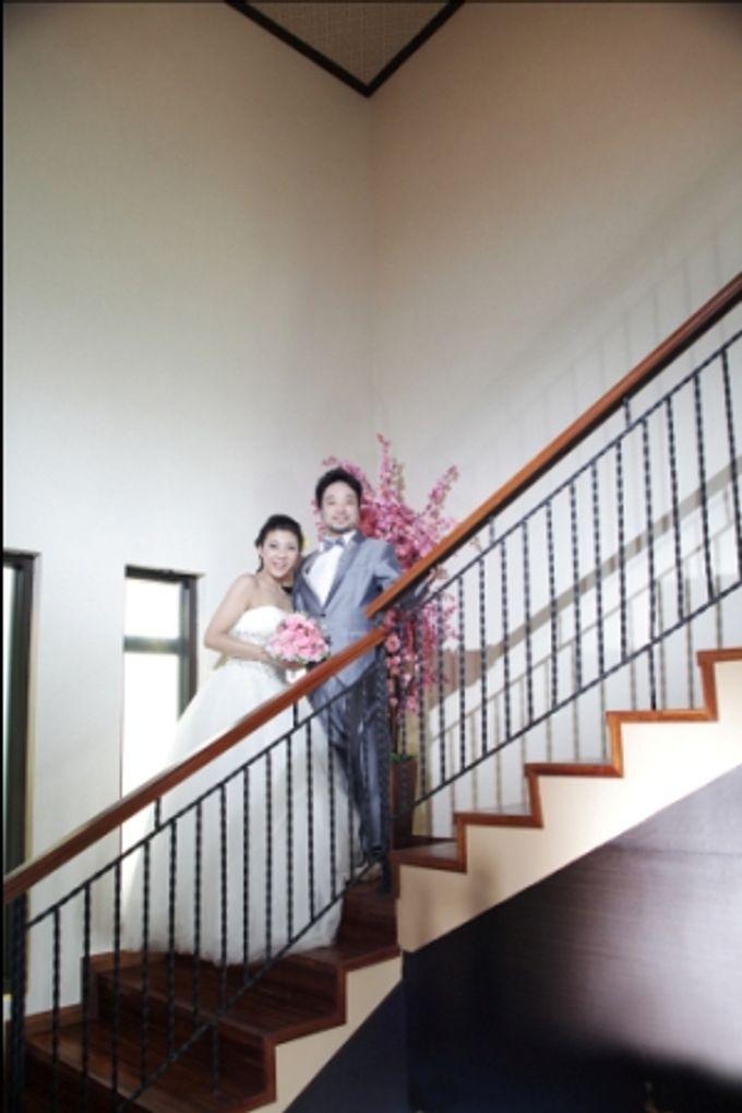 Honeymoon Villa by Flamingo Dewata Chapel and Villas - 005