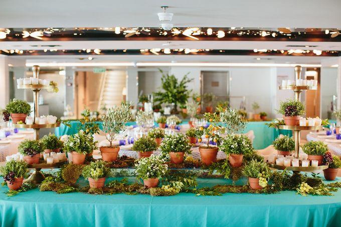The Medditeranean Cruise Wedding by Stella & Moscha Weddings - 015