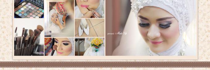 Wedding mustika & Fauzha  by RQ Photography - 005