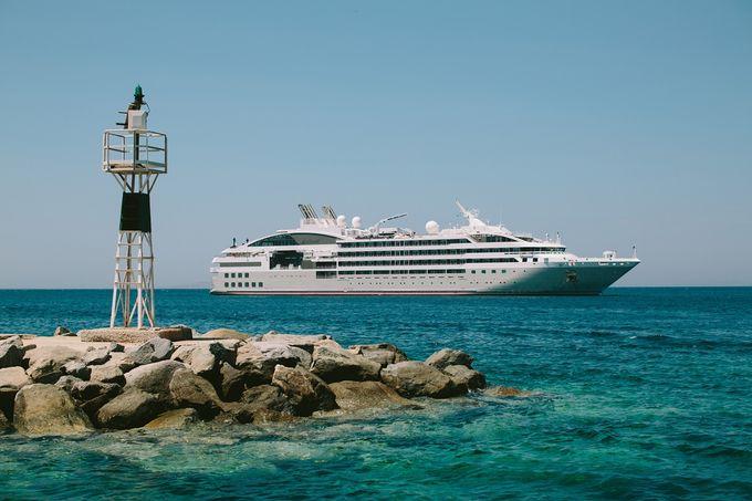 The Medditeranean Cruise Wedding by Stella & Moscha Weddings - 009