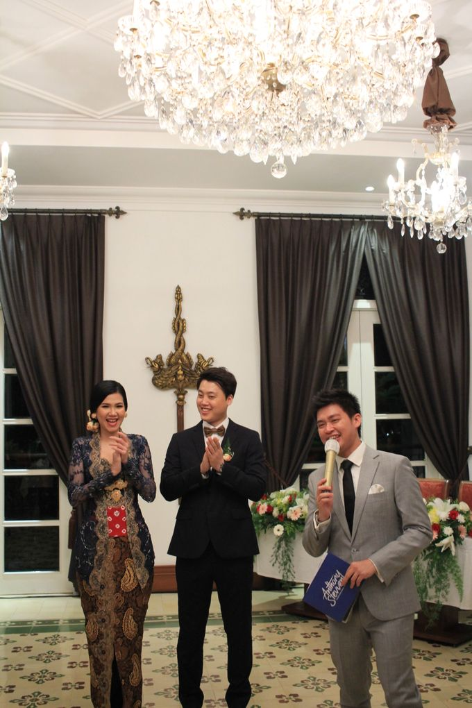 MC Wedding Intimate Plataran Menteng Jakarta - Anthony Stevven by THE PALACE Jeweler - 014