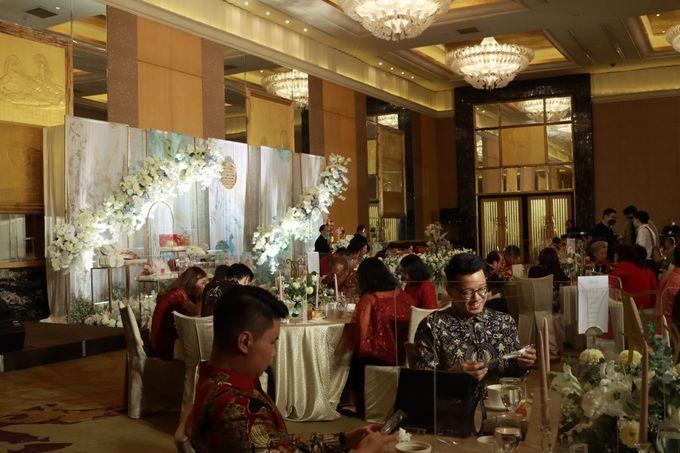 Entertainment Sangjit Hotel Mulia Jakarta by Double V Entertainment by Albert Yanuar - 027