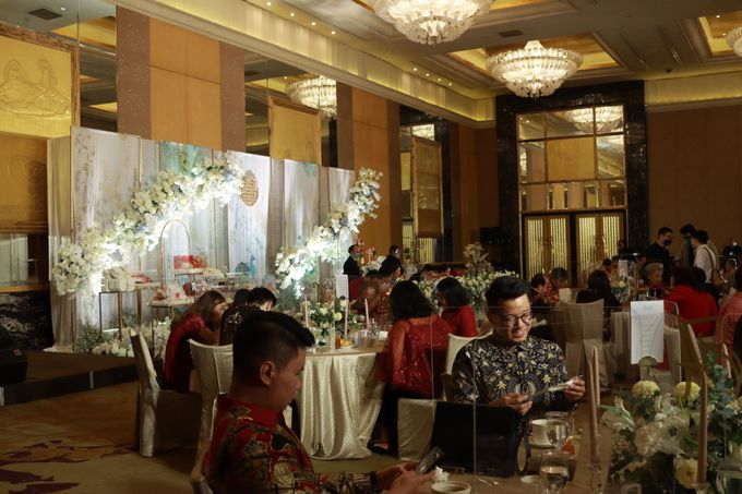 Entertainment Sangjit Hotel Mulia Jakarta by Double V Entertainment by Double V Entertainment - 027