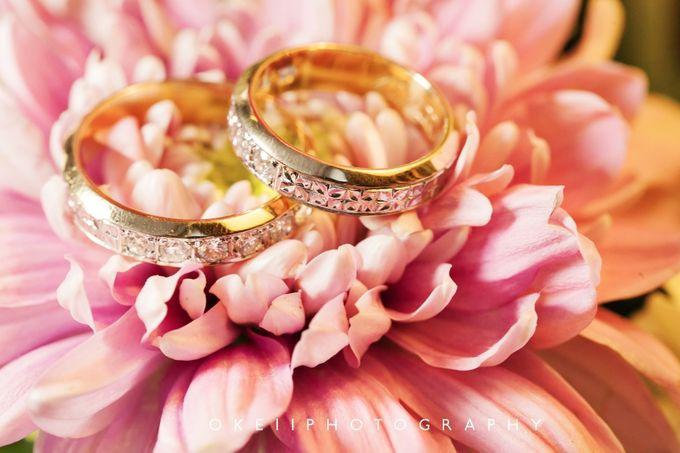 Alvin & Novi Wedding Day by Okeii Photography - 010