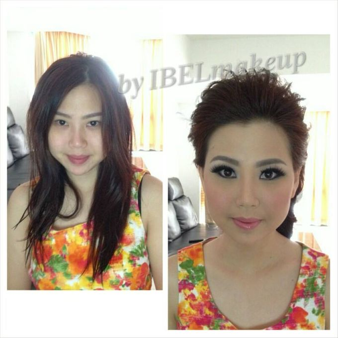 Bride Make Up by IBELmakeuppro - 005