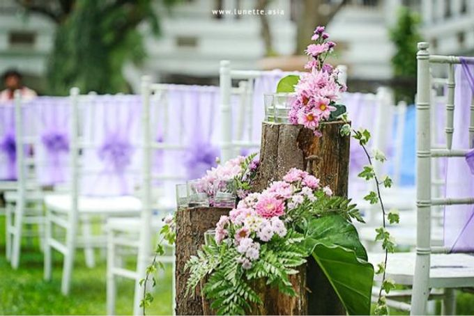 Wedding of Mac & Sylvia by All Occasions Wedding Planner - 006