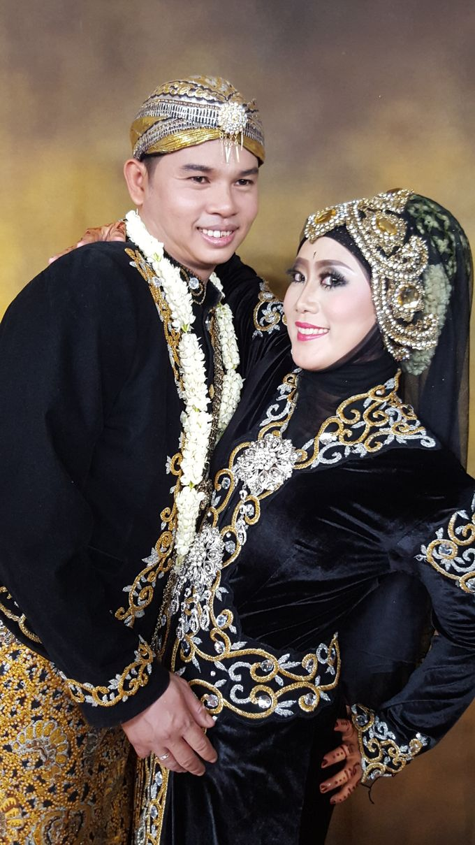 Aci & Handoko  by Arum Ndalu Sanggar Rias Pengantin - 002