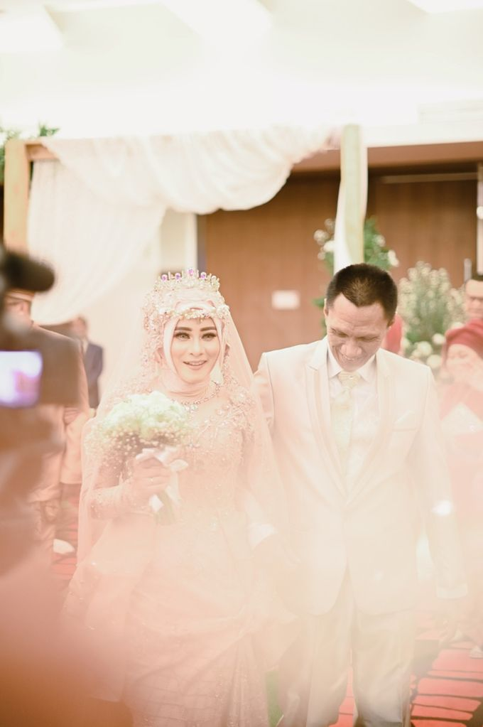 The Wedding of Dedy & Imda by Khayim Beshafa One Stop Wedding - 016