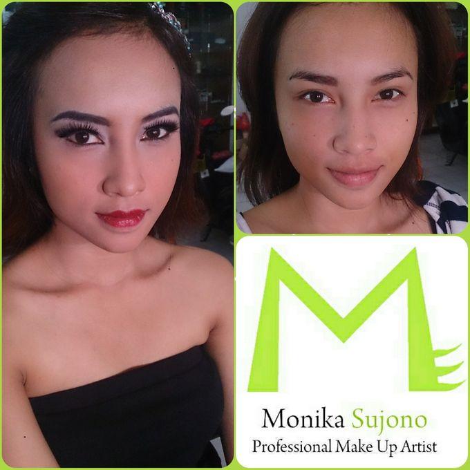 Before After Make up by Monika Sujono Make Up Artist - 031