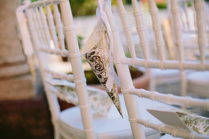 The Medditeranean Cruise Wedding by Stella & Moscha Weddings - 018