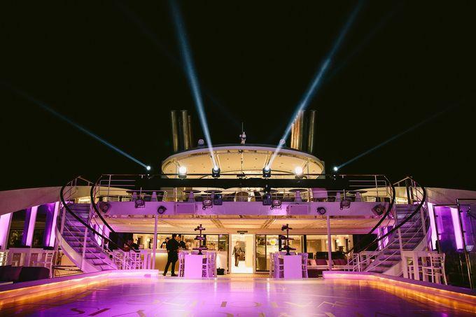 The Medditeranean Cruise Wedding by Stella & Moscha Weddings - 043