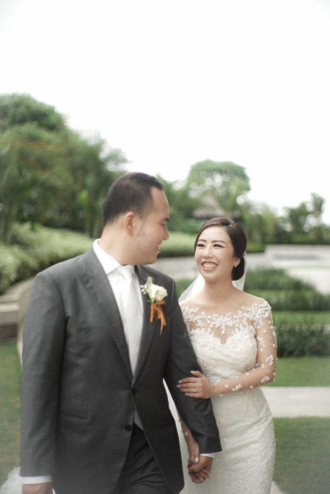 Rudy & Irene Wedding by One Heart Wedding - 032