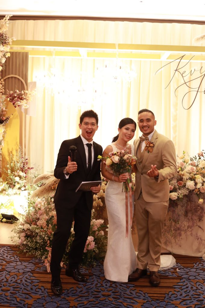 MC Wedding Intimate at Jade Room Fairmont Hotel Jakarta by Anthony Stevven by Anthony Stevven - 015
