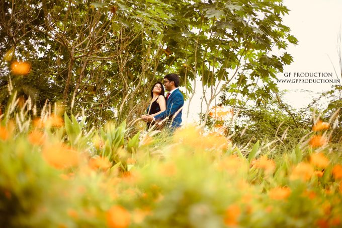 Pre Wedding Shoot by GP PRODUCTION - 018