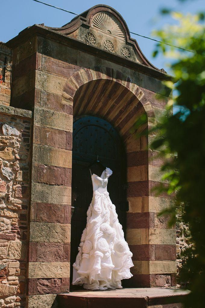 The Medditeranean Cruise Wedding by Stella & Moscha Weddings - 023