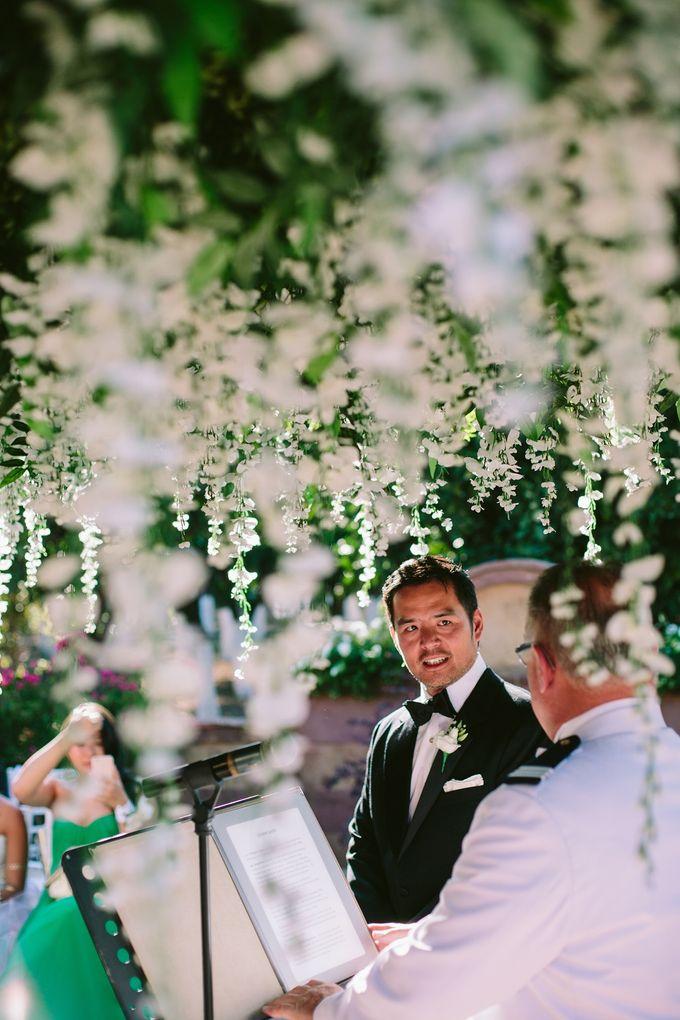 The Medditeranean Cruise Wedding by Stella & Moscha Weddings - 026