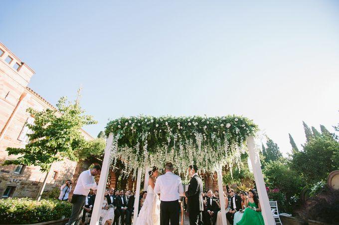 The Medditeranean Cruise Wedding by Stella & Moscha Weddings - 029