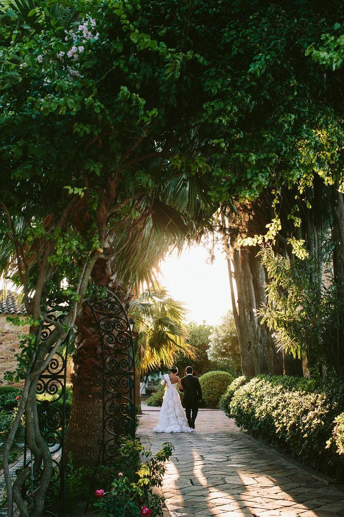 The Medditeranean Cruise Wedding by Stella & Moscha Weddings - 031