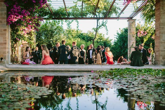 The Medditeranean Cruise Wedding by Stella & Moscha Weddings - 033