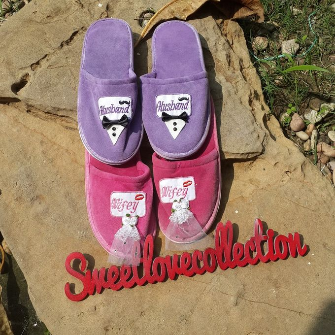 Wedding Slippers by Sweetlovecollection - 023