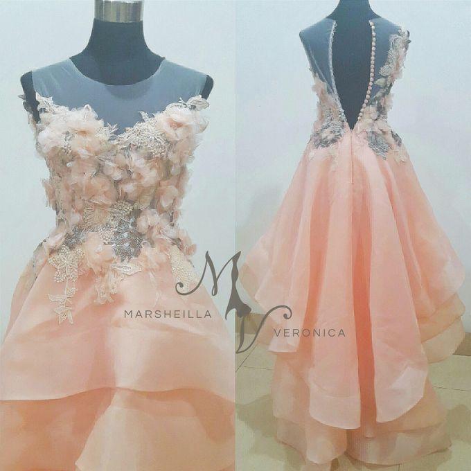Custom made gown by MVbyMarsheillaVeronica - 009