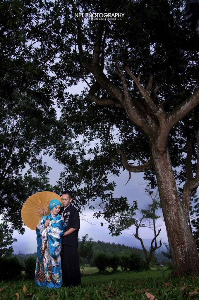 HAFSAH & BAGAS | PREWEDDING by NET PHOTOGRAPHY - 008