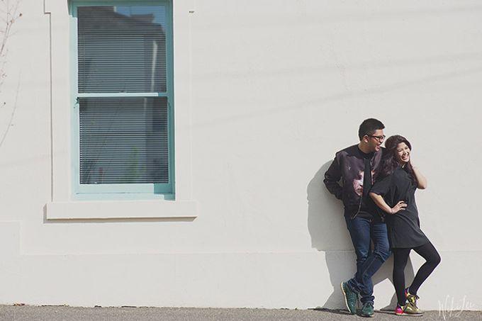 Rendy + Sity: Melbourne, I'm in Love by Wiki Lee - 014