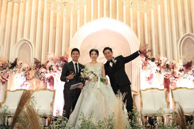 MC Wedding Hallf Patiunus Jakarta - Anthony Stevven by Anthony Stevven - 013