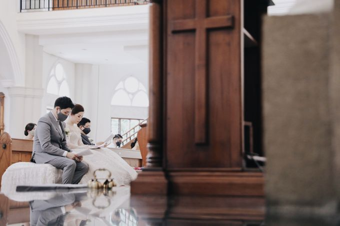The Wedding of Alvin & Febriyana by Lavene Pictures - 017