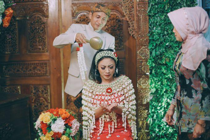 Yayas & Nosa Wedding by Adhyakti Wedding Planner & Organizer - 011