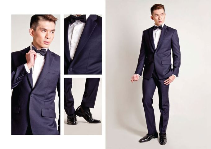 Silver Point by Philip Formalwear - 004