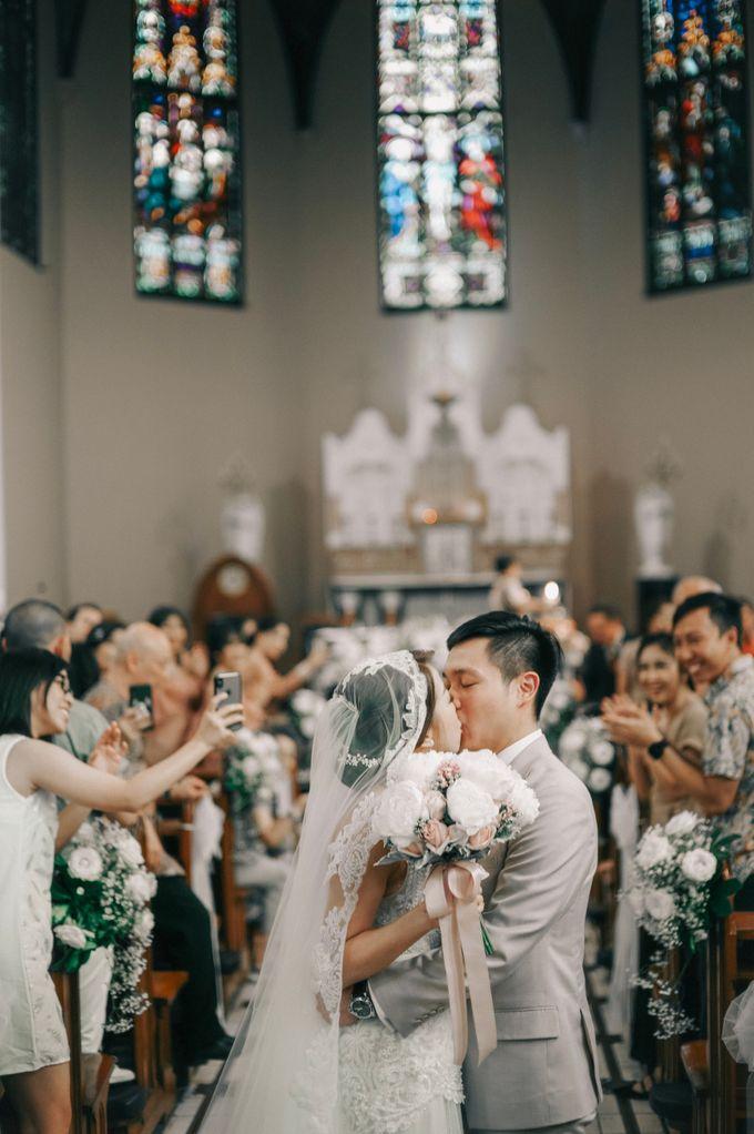 Alvin & Natasha Wedding by Philip Formalwear - 030
