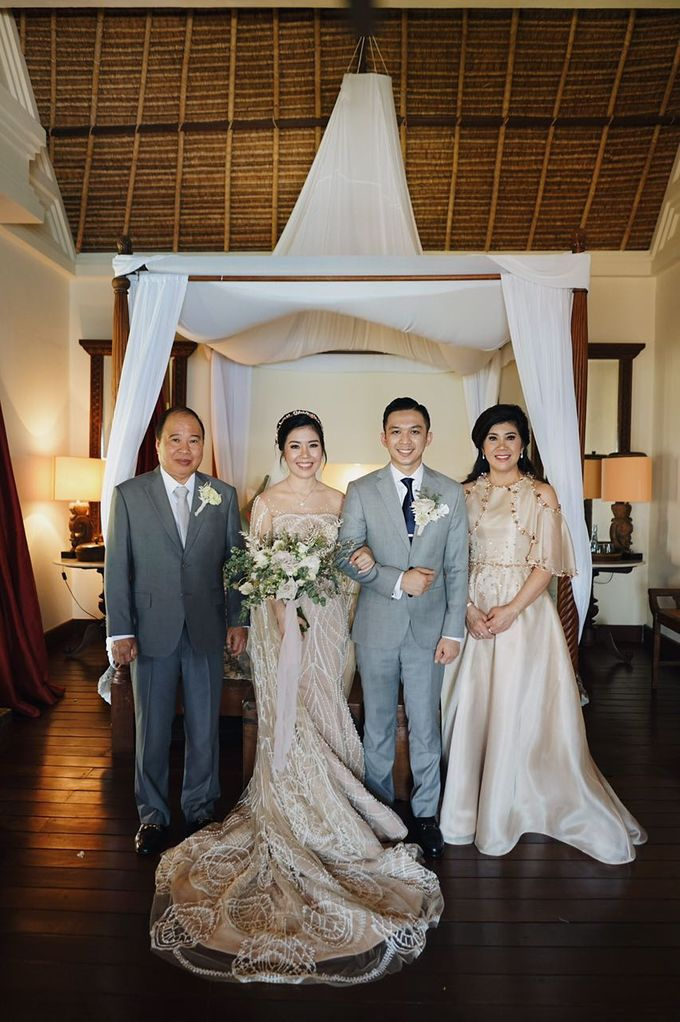 Andrew & Cassandra Wedding by Love Bali Weddings - 029