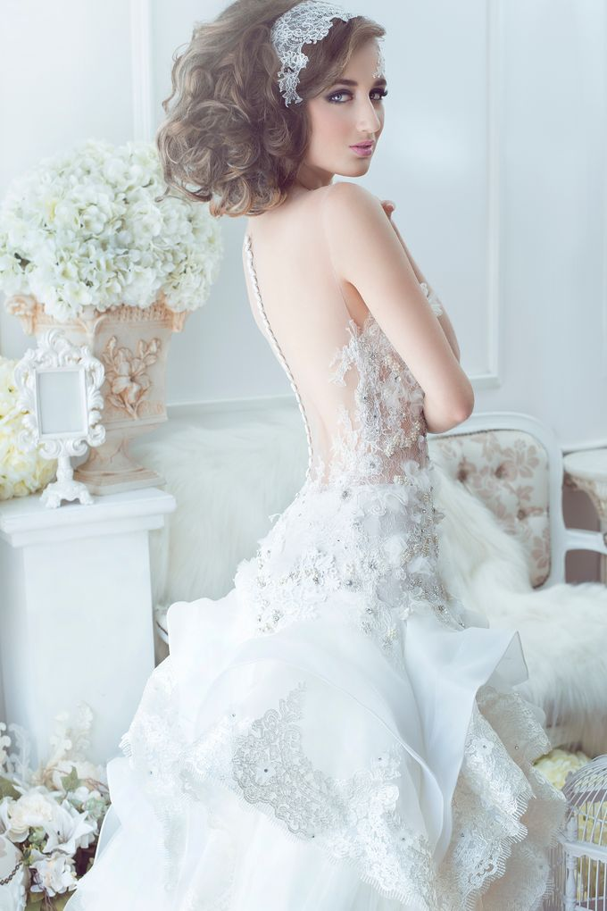Parisian Fairy by Gazelle Brides - 001