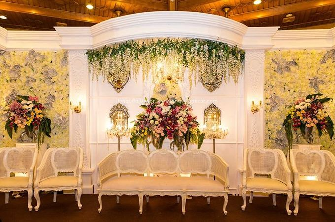 add to board fuschia and pink castle inspired wedding at pondok indah golf by jonquilla decor 001