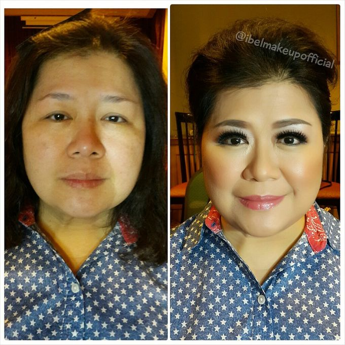 Mom's Make Up & Hair Do by IBELmakeuppro - 008