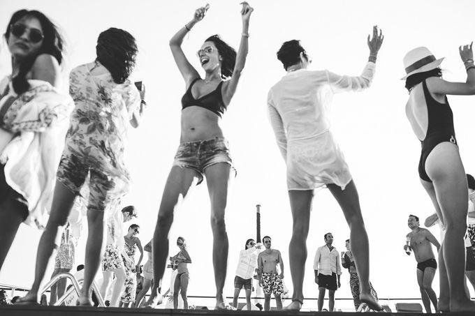 The Medditeranean Cruise Wedding by Stella & Moscha Weddings - 047