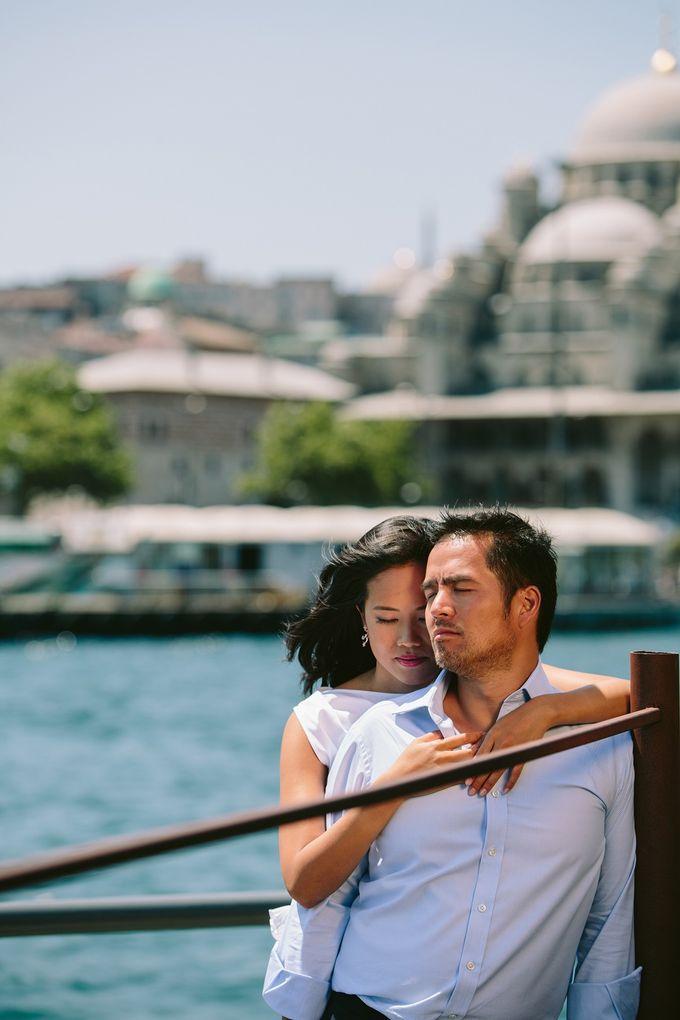 The Medditeranean Cruise Wedding by Stella & Moscha Weddings - 049