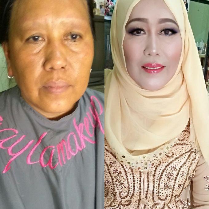 Wedding Make Up, Graduation, And Engagement by qaylamakeup - 001