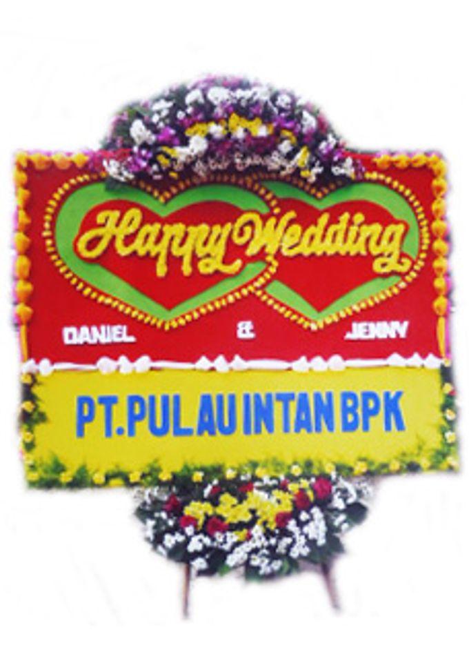 Contoh Bunga Papan dan Rangkaian Bunga by Tania Florist - 013