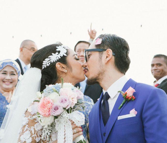 Intan Ayu & Olaf Wedding by Ray Aloysius Photography - 046