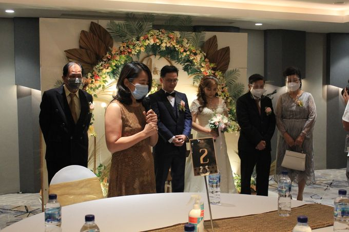 MC Wedding Double V Entertainment at JHL Solitaire Serpong by Double V Entertainment - 012
